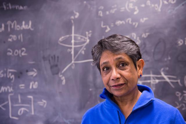Usha Mallik, University of Iowa