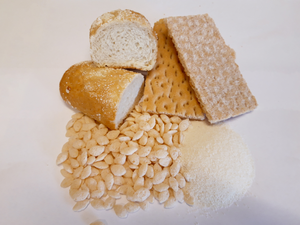 Wheat products.