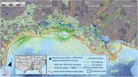 Carbon storage infrastructure map