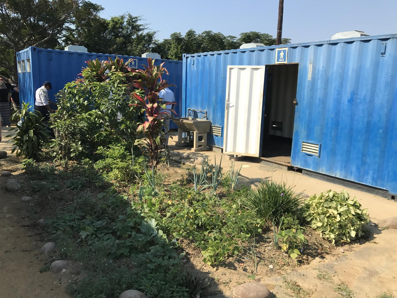 Community Ablution Block (CAB)