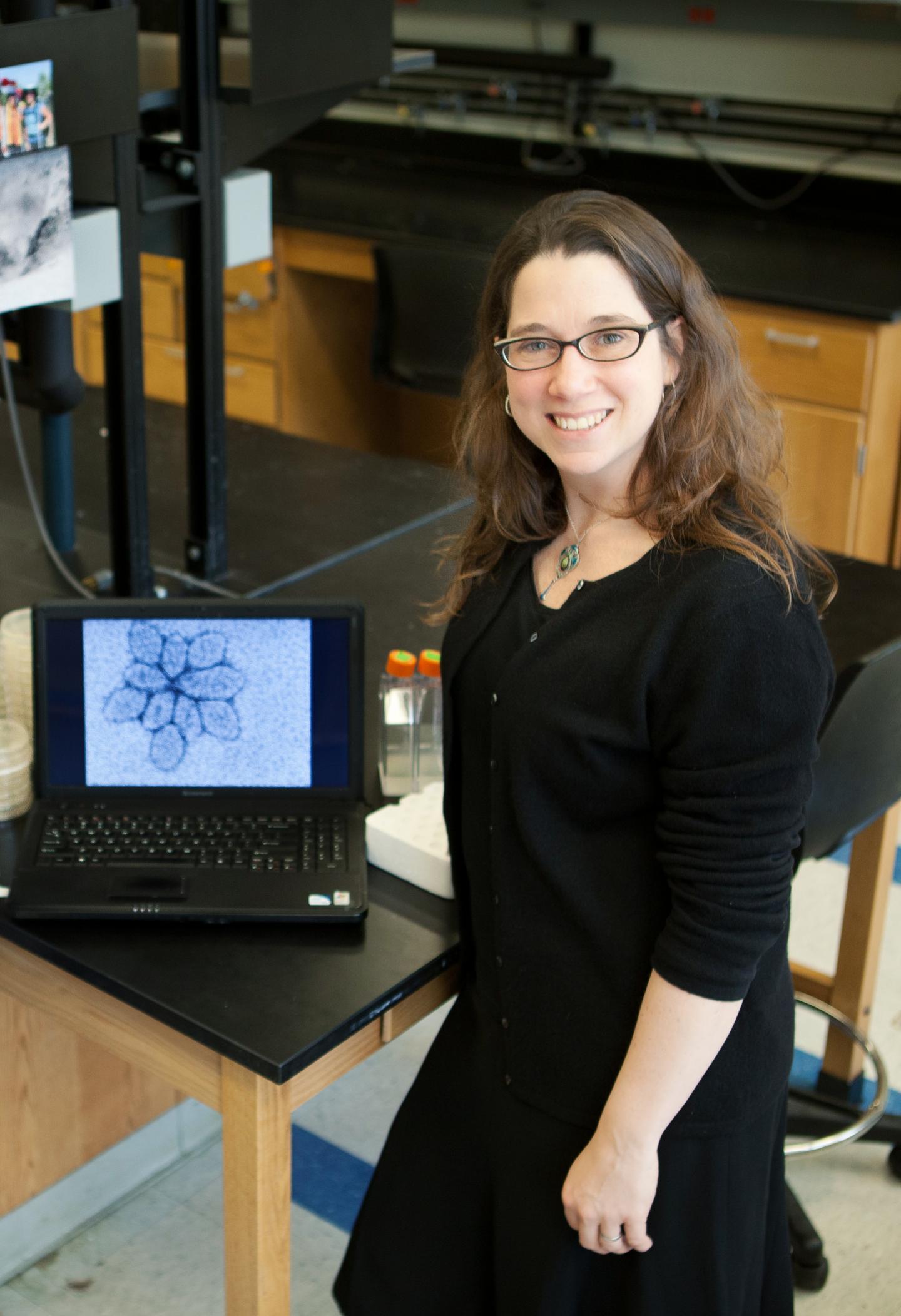 Rachel Whitaker, Institute for Genomic Biology, University of Illinois at Urbana-Champaign