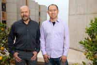 Joseph Ecker and Chongyuan Luo, Salk Institute