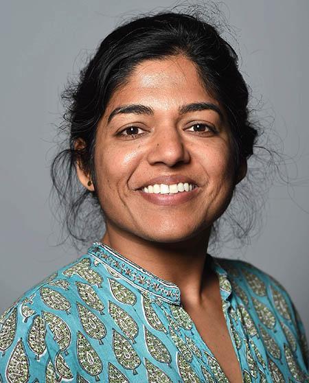 Jyoti Mishra, PhD, University of California San Diego