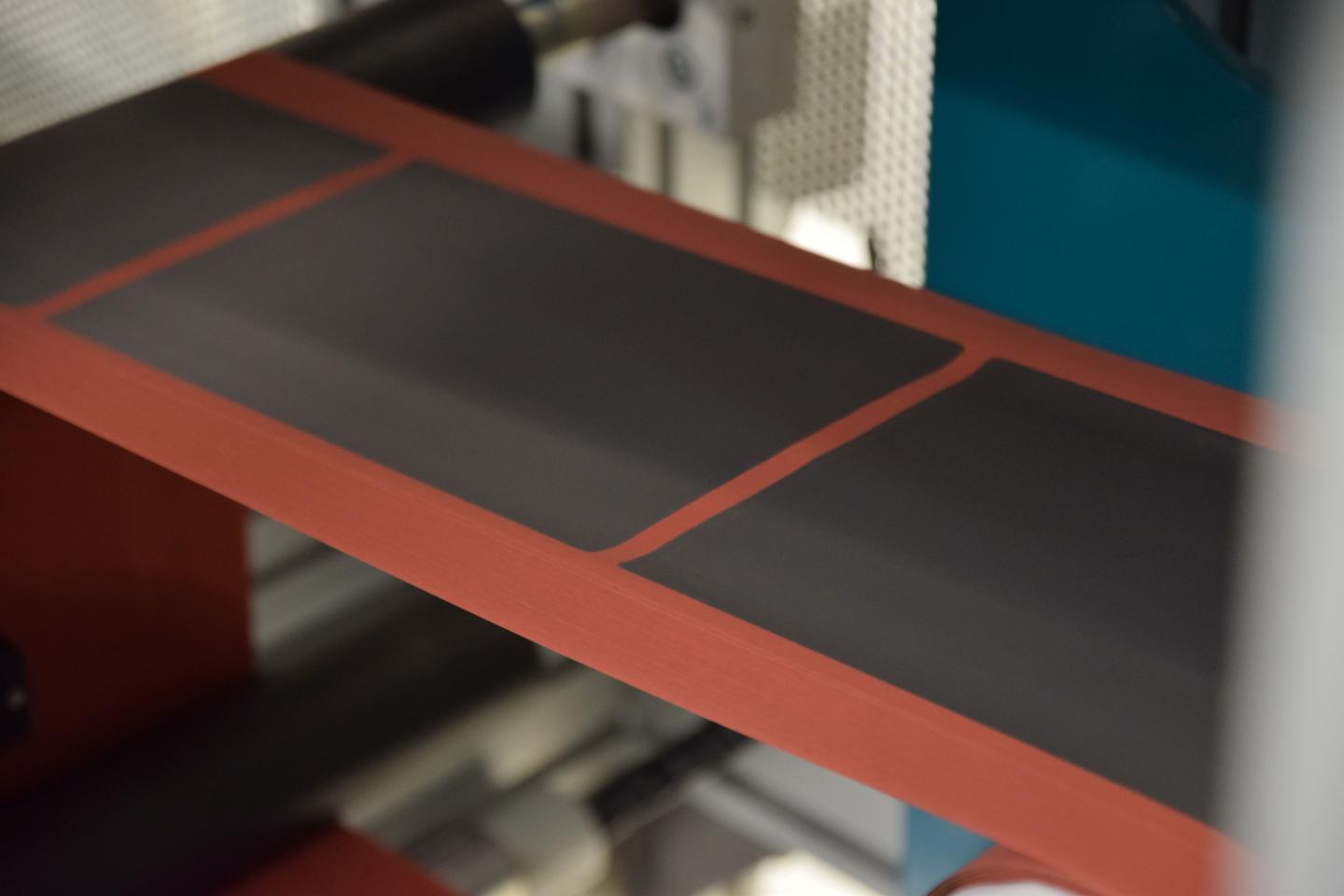 Production of Electrodes for Lithium-Ion Batteries
