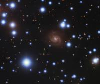 Fast Radio Burst 180916 Host Galaxy (unannotated)