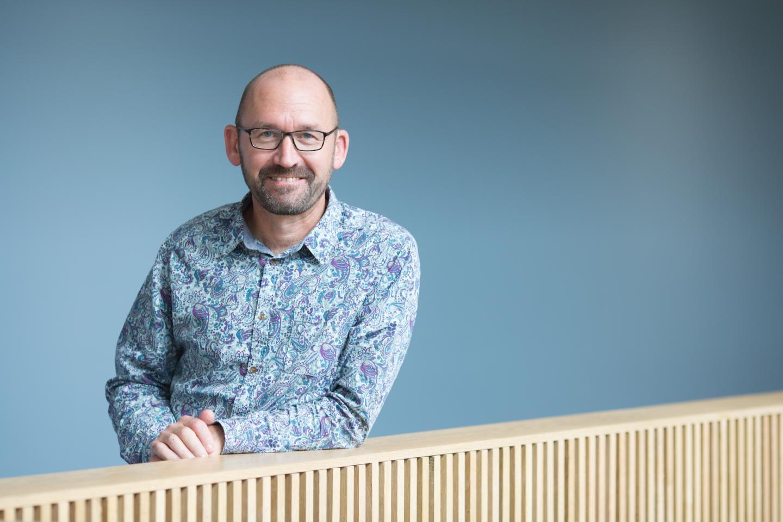 Nigel Willby, University of Stirling