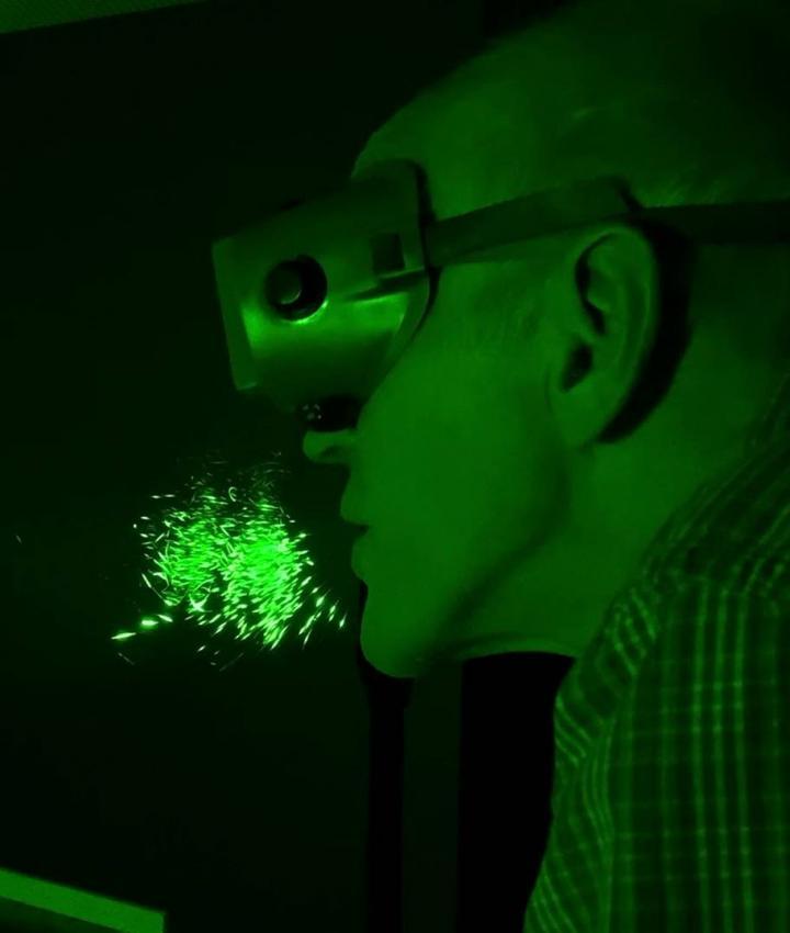 Speech Droplets Drive Transmission of SARS-CoV-2