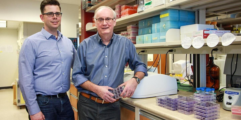 Dr. David Evans and Ryan Noyce - May 2020