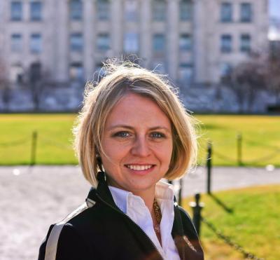 Dr. Monika Niewczas, Joslin Diabetes Center
