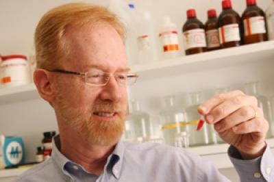 Dr. Dwight German, UT Southwestern Medical Center