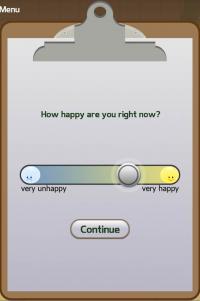 App Happiness Test