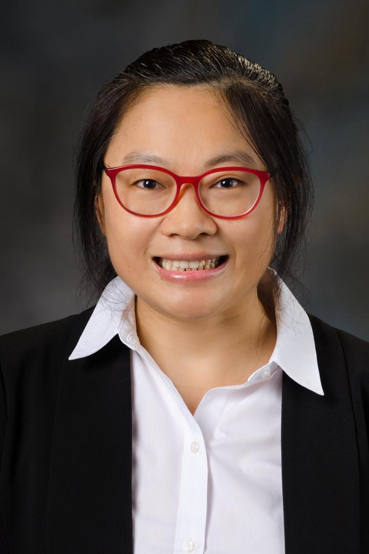 Linghua Wang, M.D., Ph.D.