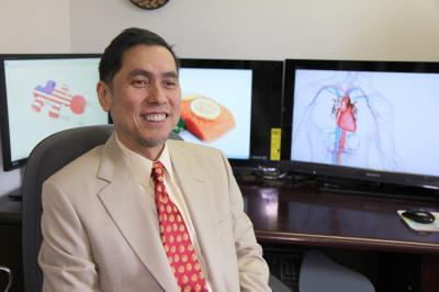 Dr. Akira Sekikawa, University of Pittsburgh Graduate School of Public Health