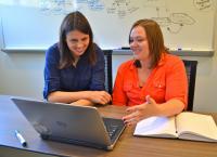 ASU Assistant Professor Sara Brownell and Graduate Student Elizabeth Barnes