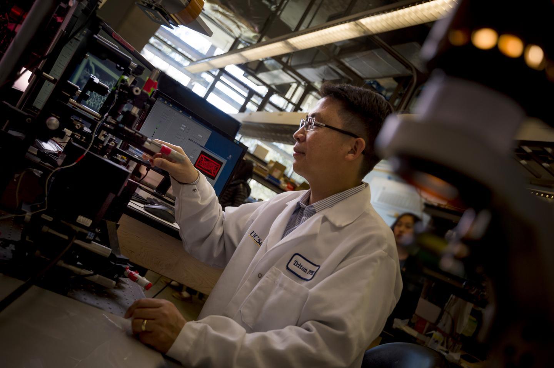 Professor Shaochen Chen, University of California - San Diego
