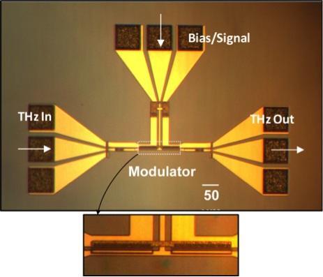 Terahertz Modulator