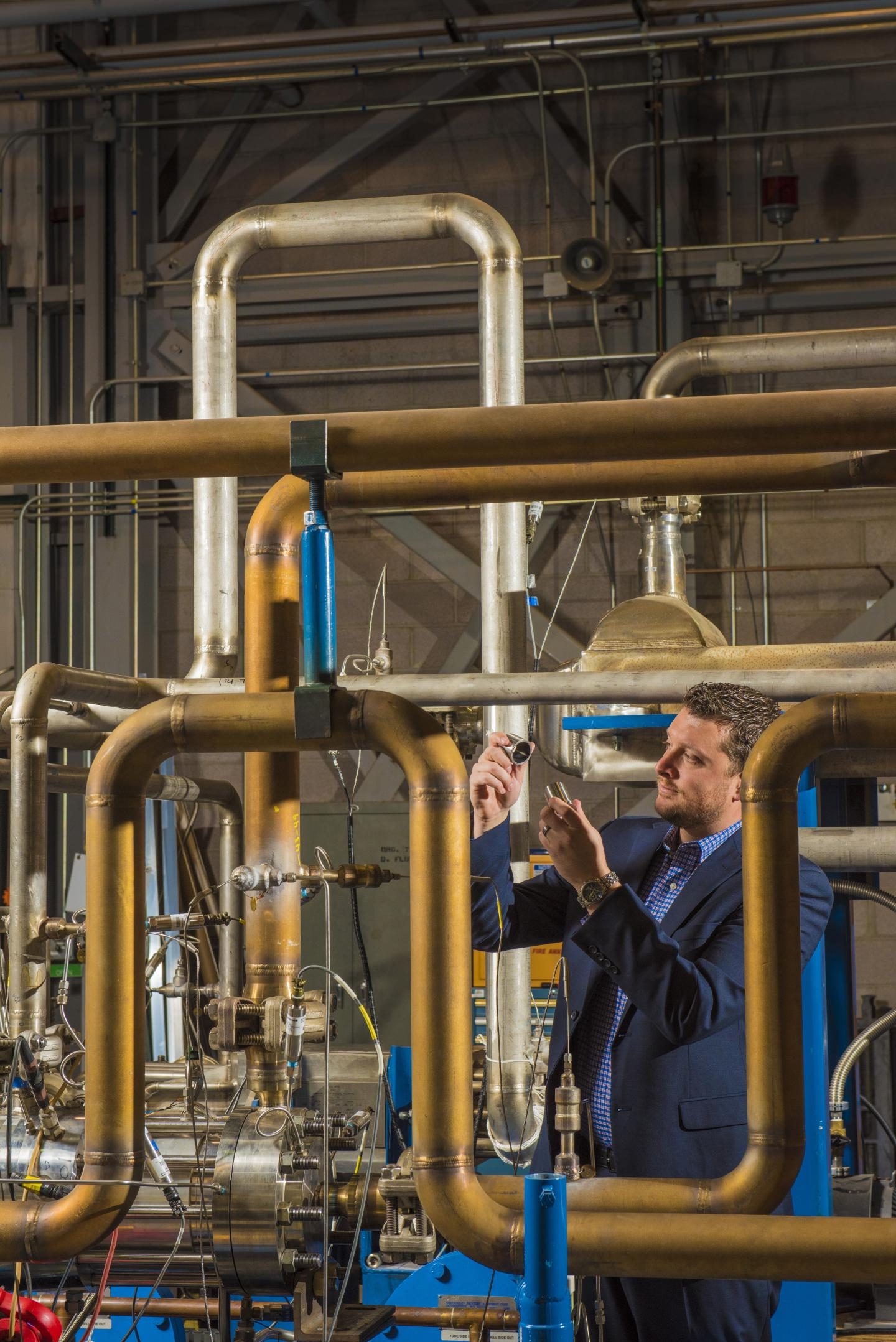 Distributed Power System Could Produce Cleaner, Cheaper Electricity