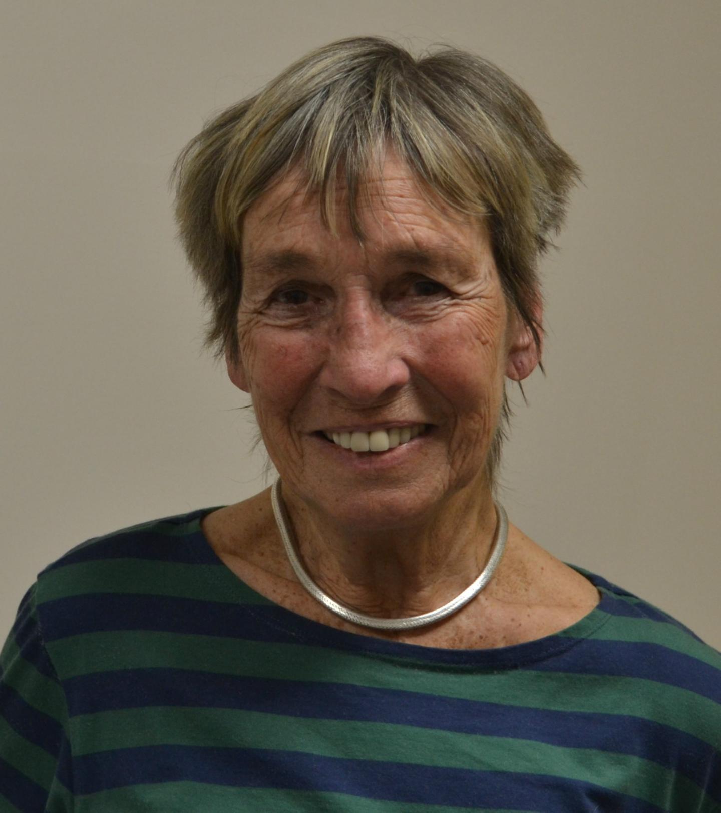 Gitte Dawson: First Research Patient
