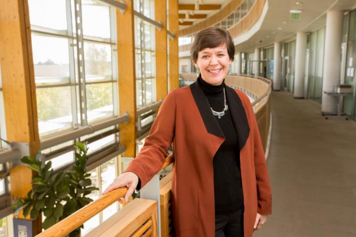 Northern Arizona University Regents' Professor Julie Baldwin