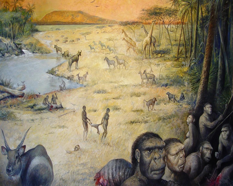 An Early Human Habitat in Olduvai Gorge, Tanzania, 1.8 Million Years Ago