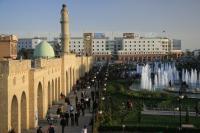 Downtown Ebril, Iraq