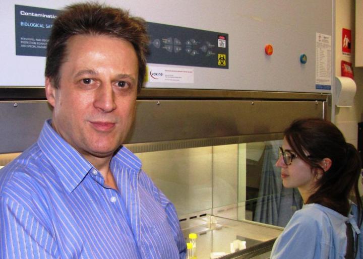 Flinders University Professor Nikolai Petrovsky
