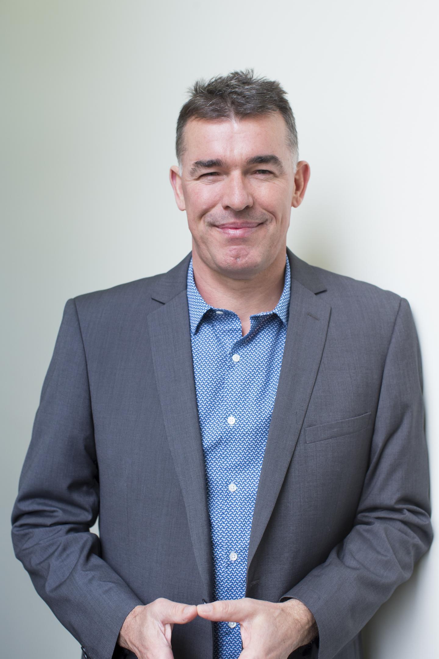 Professor Iain McGregor
