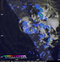 GPM Image of TD01