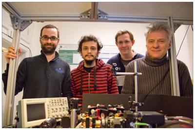 Quantop Laboratories at the Niels Bohr Institute
