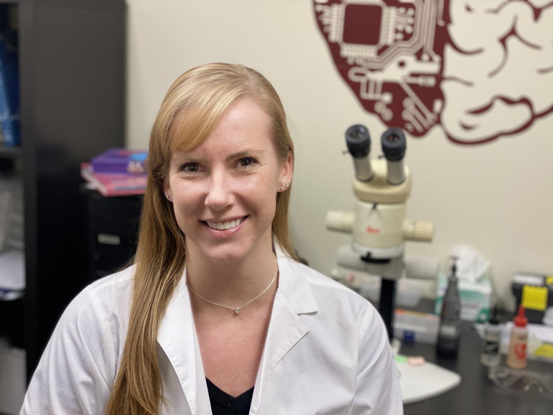 SCU Prof. Lindsay Halladay, PhD