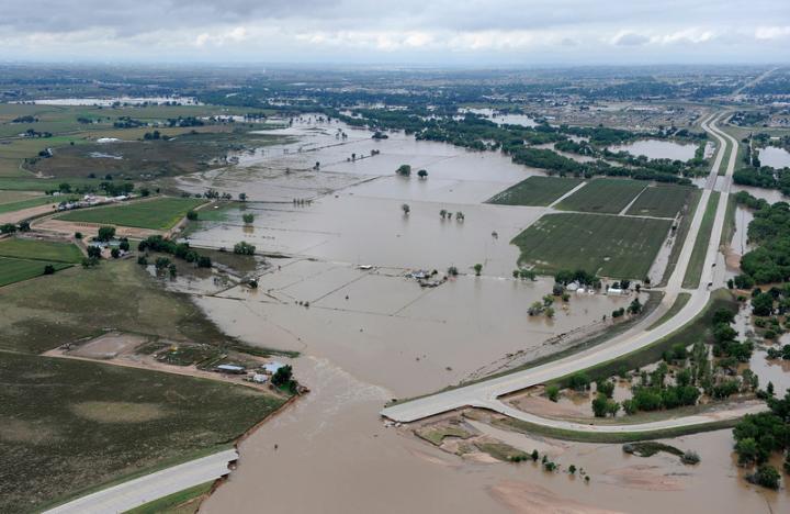 2013 Flooding in Colorado