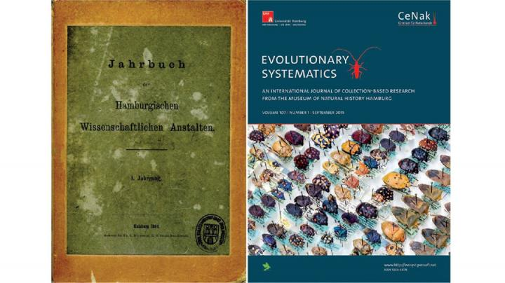 Past and Present: The First Periodical Journal from the Natural History Museum in Hamburg