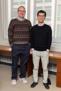 MIT's Braatz and Stanford's Chueh