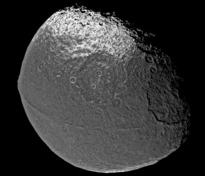 The Equatorial Ridge on Saturn's Moon Iapetus
