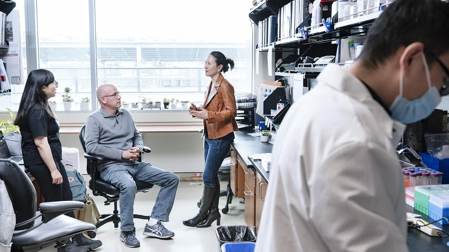 Chasing the Cells that Predict Death from Severe COVID-19