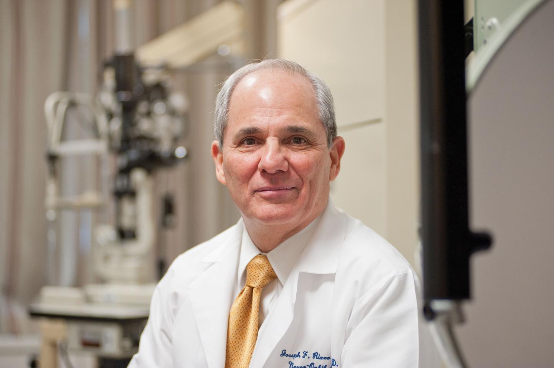 Dr. Joe Rizzo, Massachusetts Eye and Ear Infirmary