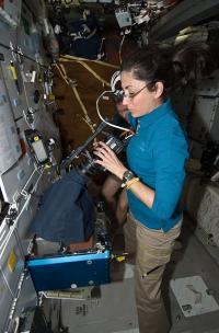 Nicole Stott, NASA/Johnson Space Center