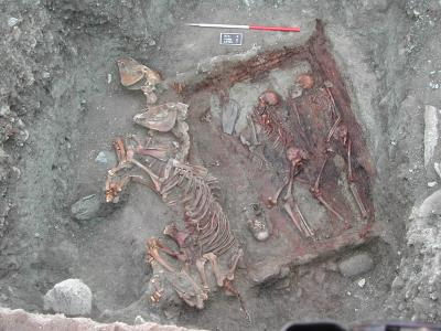 Scythian Warrior Tombs Found in the Altai Region of Mongolia