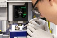 Researchers Used An Atomic Force Microscope