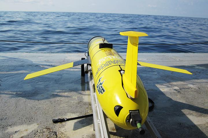 Underwater Glider Used To Study Red Tide In 2018