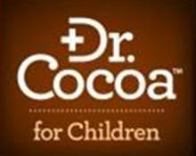 Dr. Cocoa Brand Logo