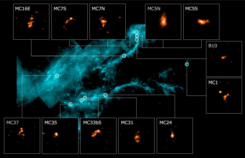 Taurus Molecular Cloud