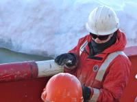 Geological Oceanographer Discovers New Evidence of Rising Sea Levels in Antarctica