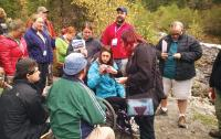 The First Fully Accessible Field Trip at GSA 2014