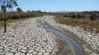 Drying and Cracked Soils