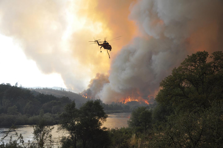 2018 Carr Fire, Redding, California
