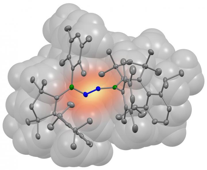 New Molecule Binds Nitrogen