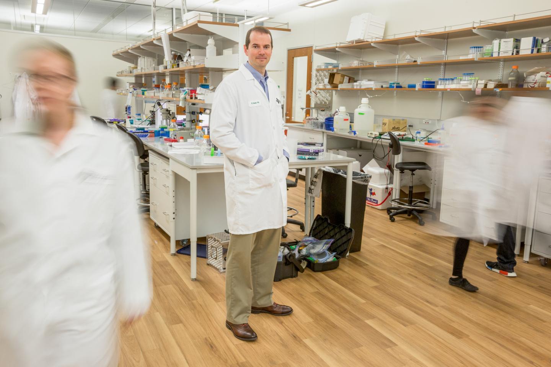 Greg Dussor Laboratory