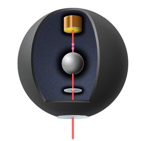 Atomic interferometer