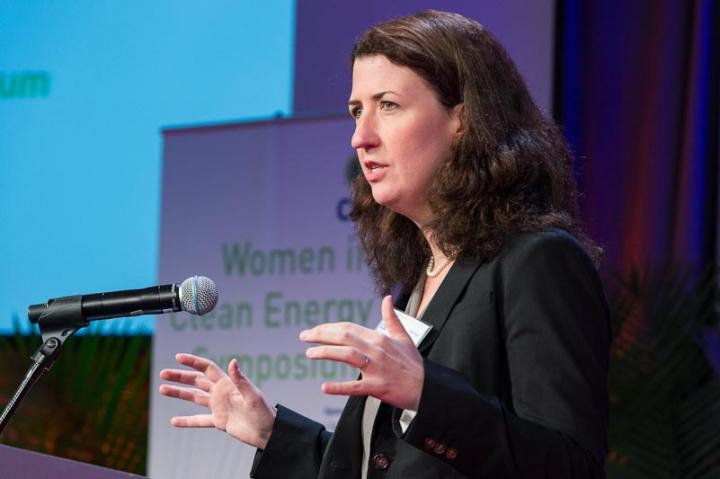 Tracey Holloway, University of Wisconsin-Madison